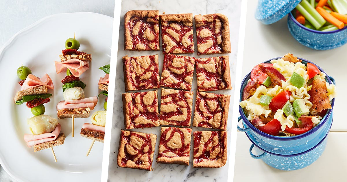 68 Picnic Food Ideas to Pack in Your Basket