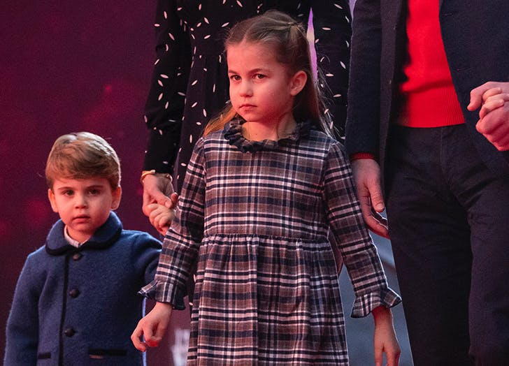 Prince Harry & Meghan Markle's Daughter Has a Special Tie to Princess Charlotte