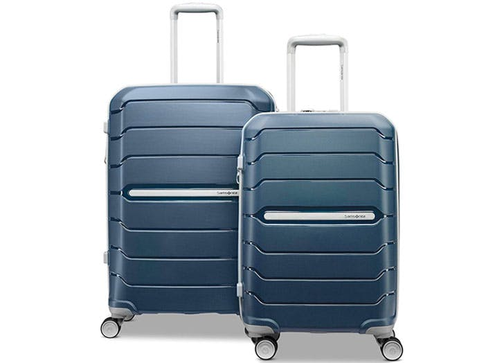 samsonite two piece luggage