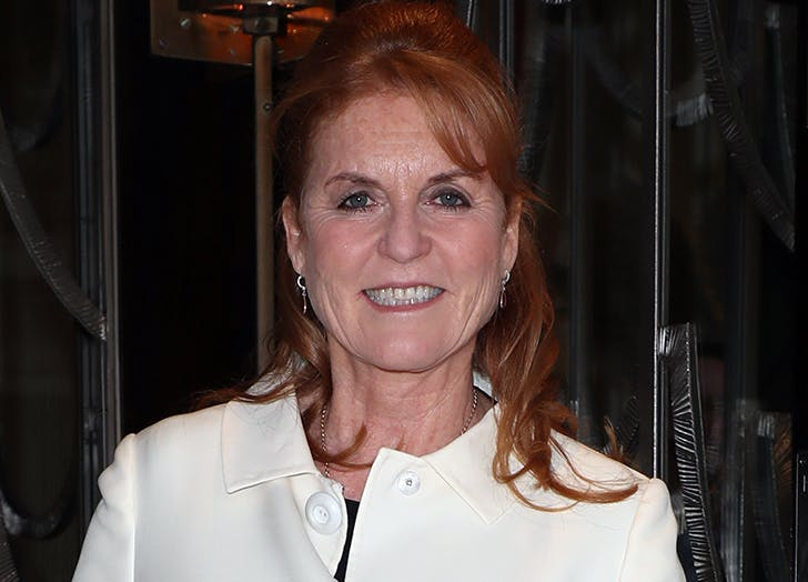 Sarah Ferguson Speaks Out About New Role in Rare Interview