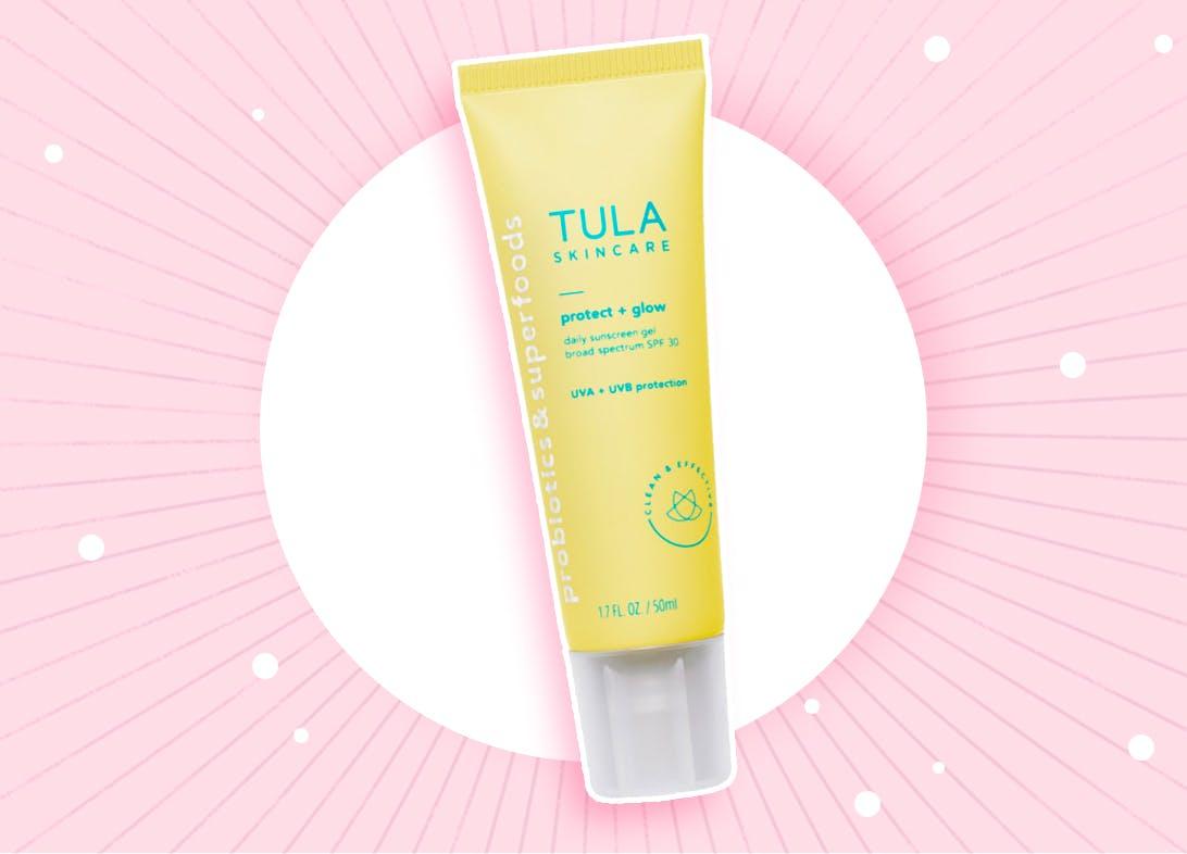 ulta beauty tula protect   glow sunscreen category