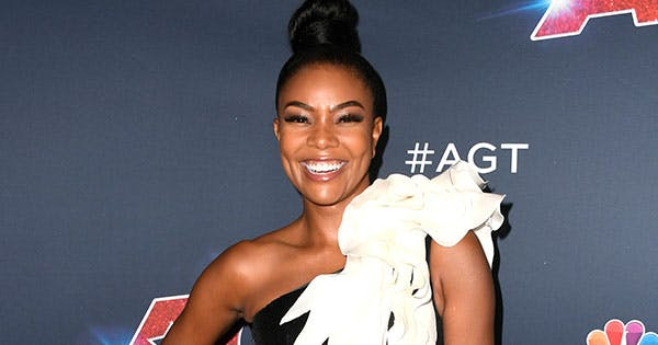 Gabrielle Union's Family Got All Dressed Up (But Stepdaughter Zaya Stole the Show)