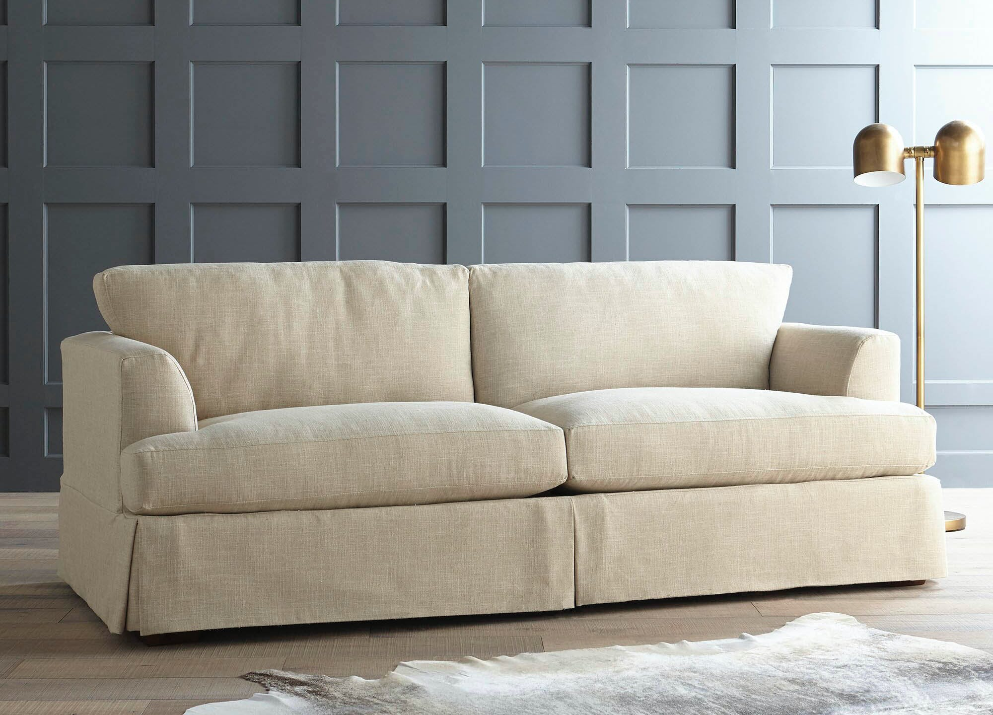 wayfair 72 hour sale slipcover sofa