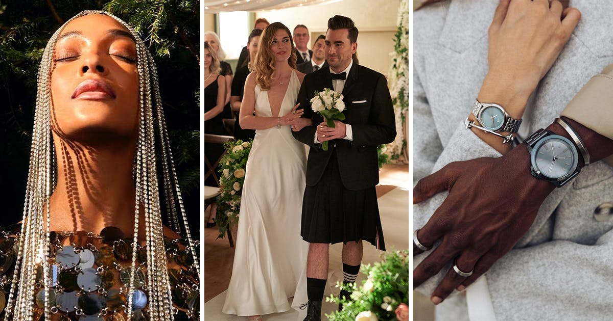 All the Best Wedding Fashion Trends You Can Expect to See in 2021
