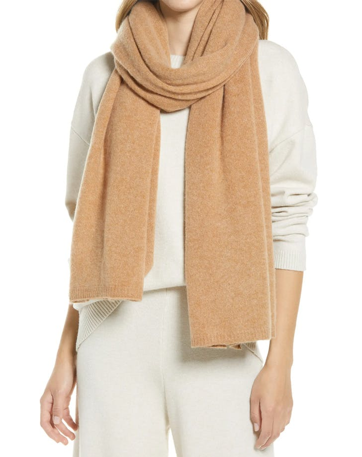 Cozy Fall Items Nordstrom Anniversary Sale Recycled Cashmere Scarf