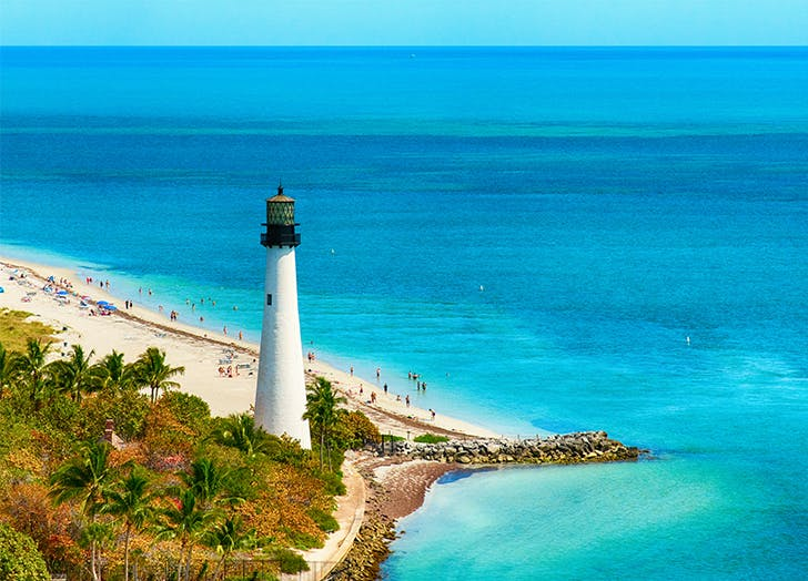 Miami Florida Islands CAT
