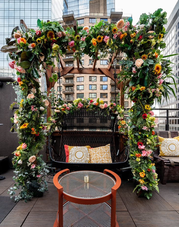 PHD Terrace Dream Midtown best rooftop NYC