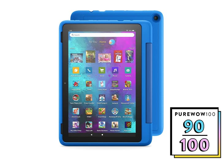 Amazon's Fire HD 10 Kids Pro Tablet Is As Sleek As an iPad and User-Friendly, Too