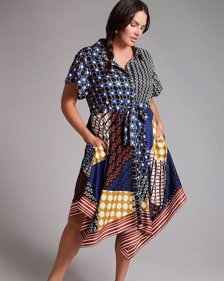 anthropologie fall dresses