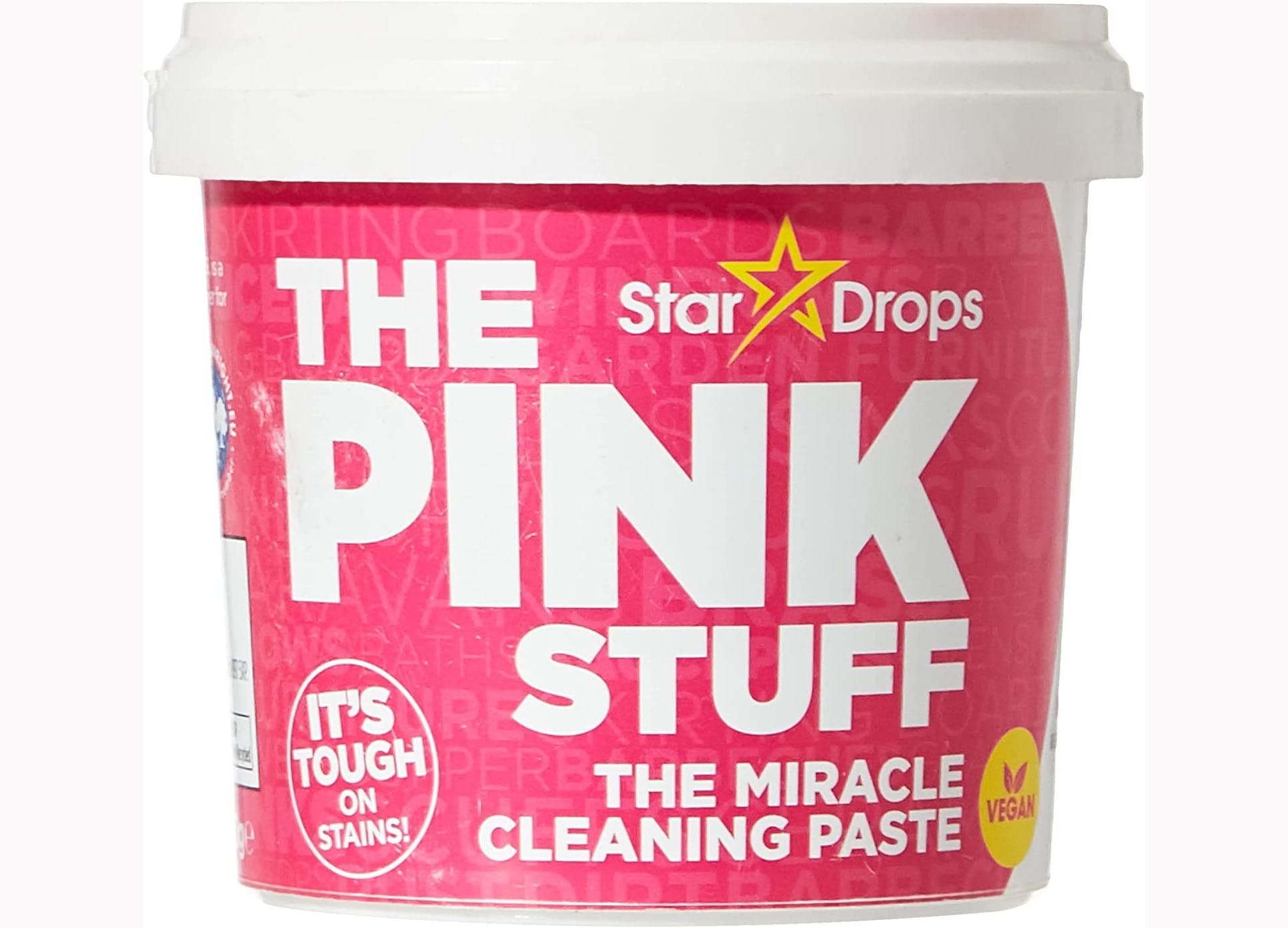 best cleaning products pink stuff