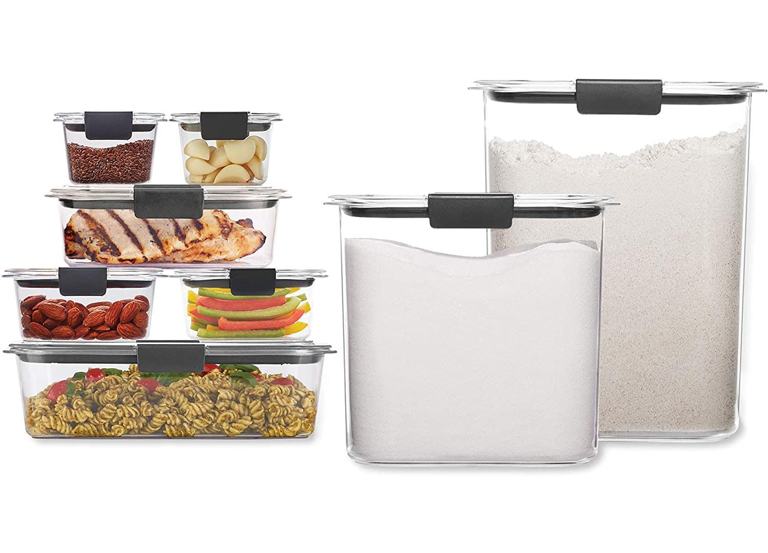 best food storage containers rubbermaid