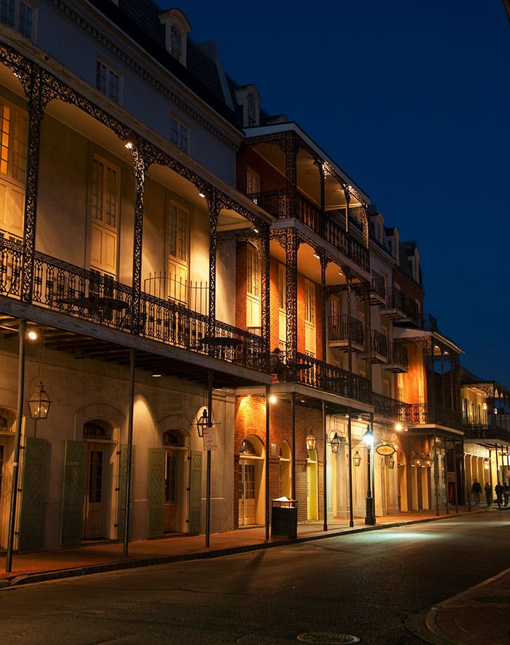 best ghost tours in the us louisana