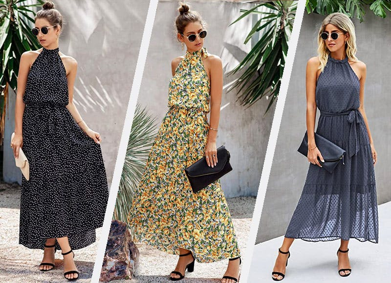 The Best-Selling Maxi Dress on Amazon Is Perfect for Your Next Summer Outing