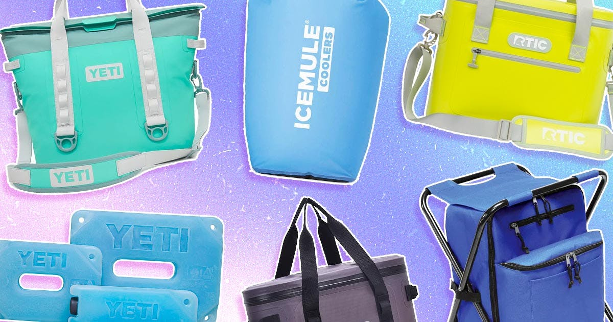 The 13 Best Soft Coolers for Beaching, Picnicking and Overall Chilling