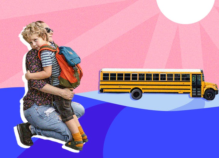 Two Things to Say to a Child Returning to In-Person School (& Two You Should Avoid)