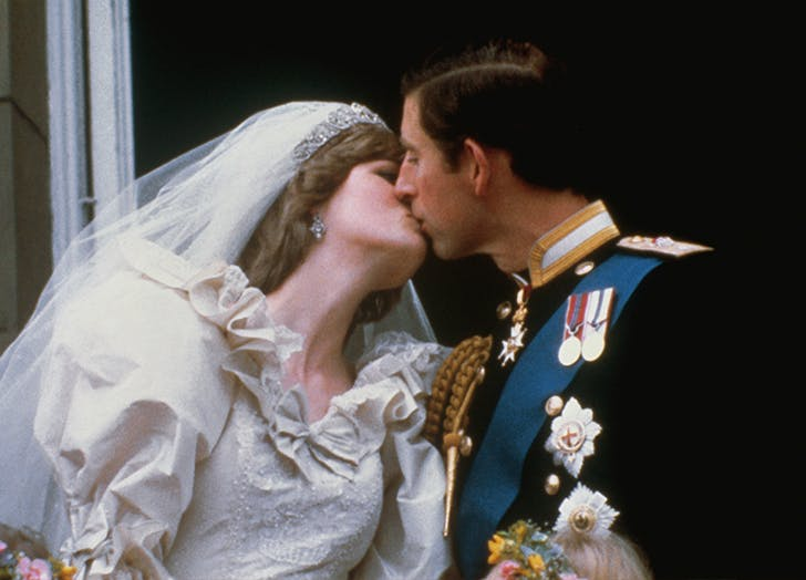 Royal Wedding Photographer Reveals the Most Important Picture from Diana & Charless Nuptials