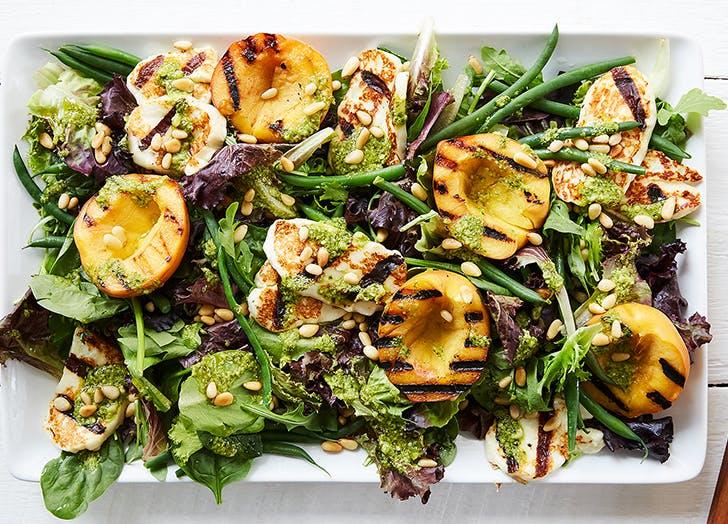 high protein salad recipes CAT