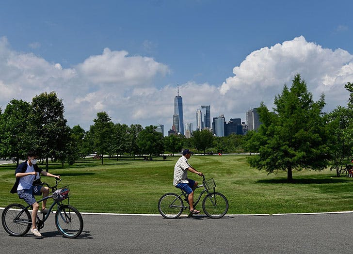 islands in new york governors island