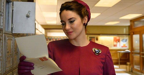 Netflix's New #2 Movie Stars Shailene Woodley, Felicity Jones, Callum Turner & More