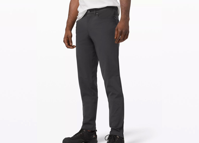 lululemon mens abc pants classic