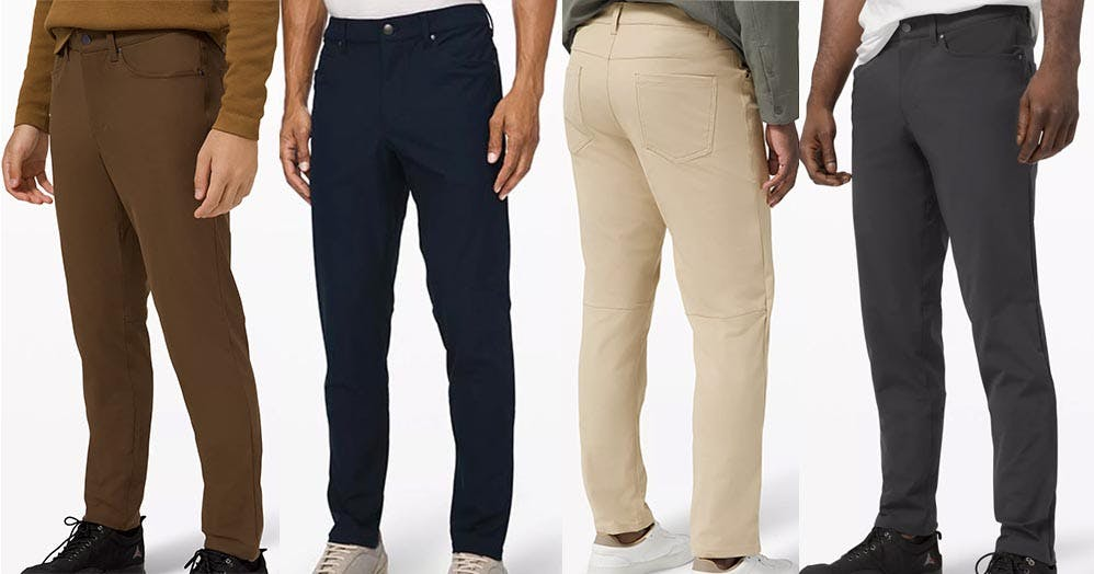 Lululemon Has Been Hiding the Best-Kept Secret for Every Man in Your Life