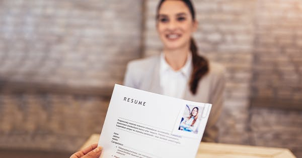 The Number 1 Resume Mistake You're Making, According to Hiring Experts