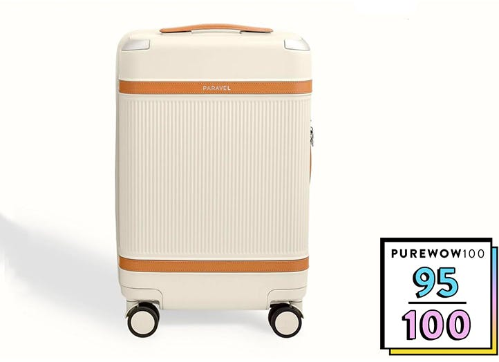 paravel carryon luggage review score