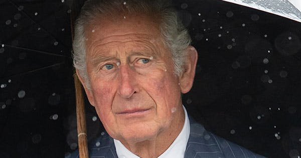 Prince Charles Shares Rare Glimpse of Home Office (Including a Special Photo of Camilla Parker Bowles)