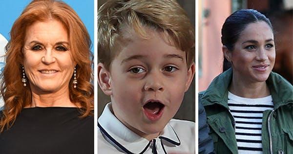 Royal News Roundup: Another Royal Wedding, Prince George's Big Birthday & More