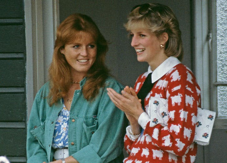 Sarah Ferguson Speaks Out About Princess Diana & Meghan Markle in Rare Interview