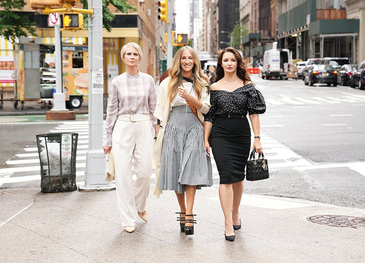 sex and the city reboot photo
