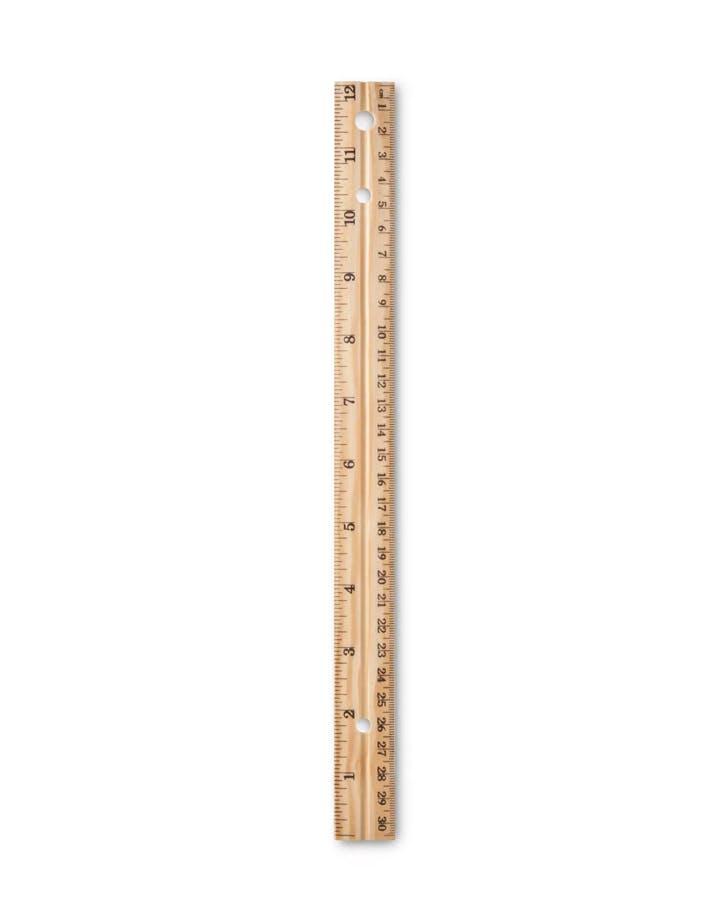 target back to school supplies ruler
