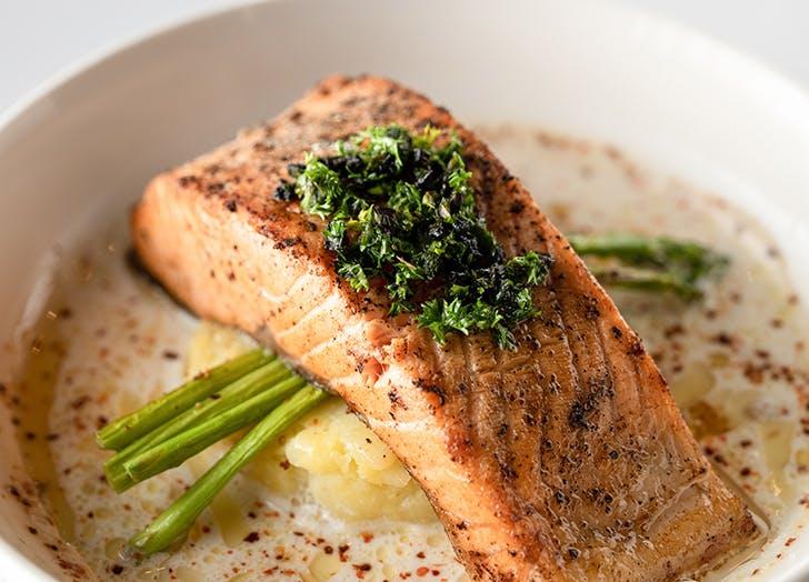 types of fish to eat salmon