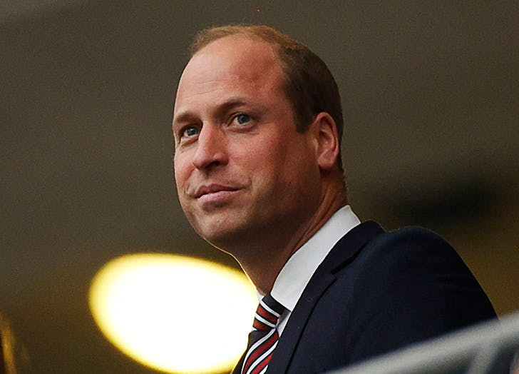 Prince William Will Contribute to a New Book (But It's Nothing Like His Brother's Tell-All Memoir)