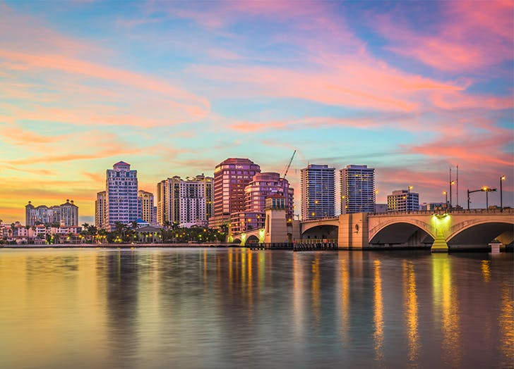 Best Places to Live in Florida CAT