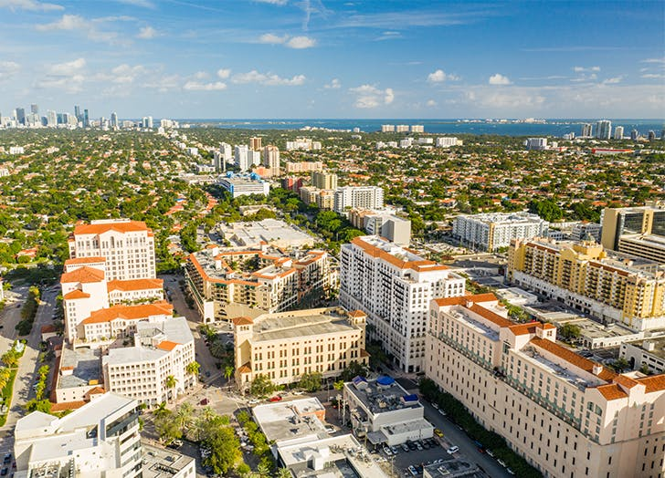 Best Places to Live in Florida Coral Gables and Coconut Grove