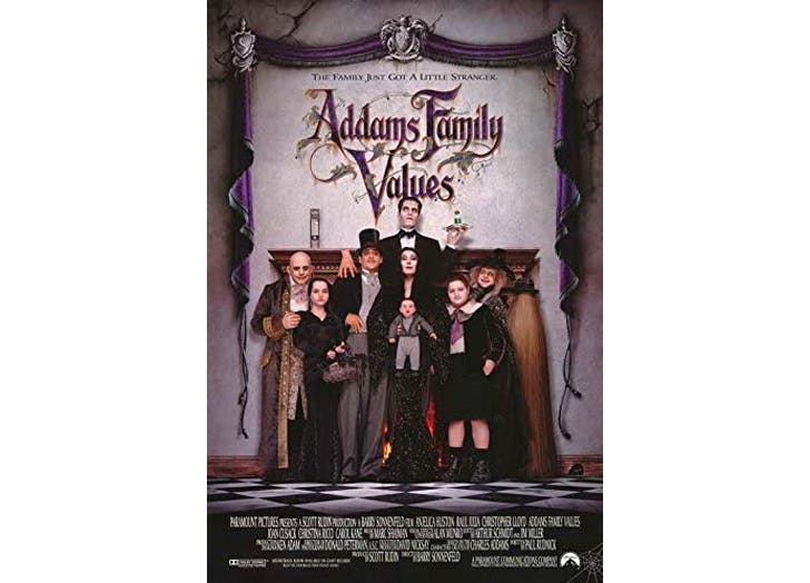 Halloween Movies for Kids Addams Family Values