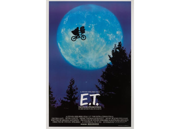 Halloween Movies for Kids E.T.
