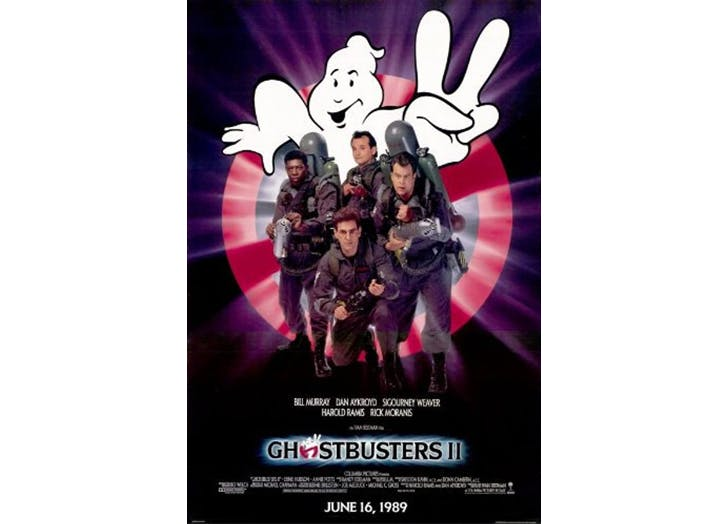 Halloween Movies for Kids Ghostbusters 2