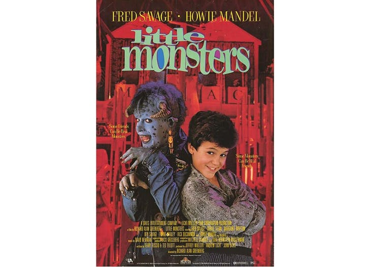 Halloween Movies for Kids Little Monsters