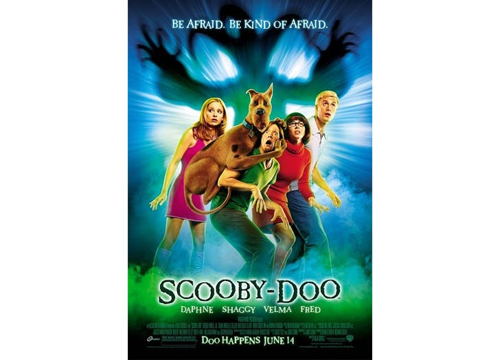 Halloween Movies for Kids Scooby Doo
