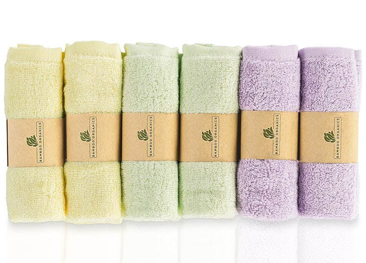 How Often to Wash a Newborn Bamboo Organics Best Baby Washcloths