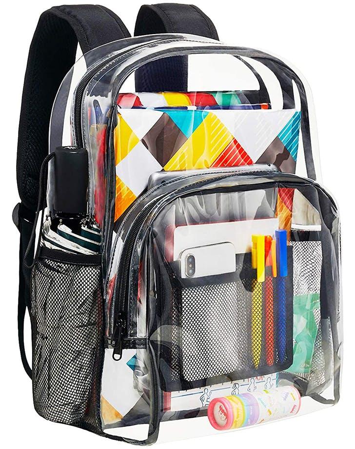 best clear backpacks Vorspack