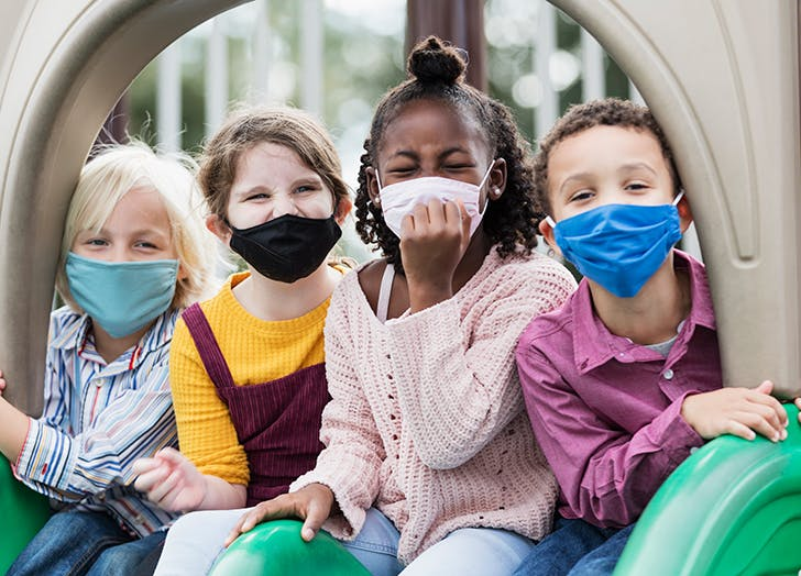 Ask a Pediatrician: Can My Kids Do Playdates With Delta Raging?