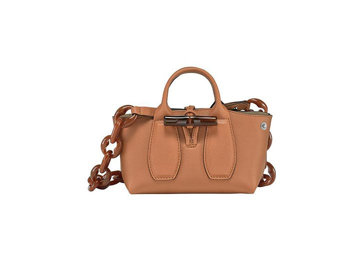 longchamp roseau mini bag