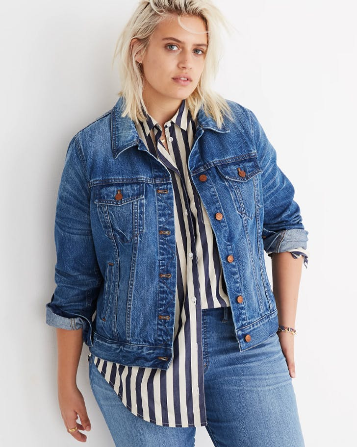 madewell best denim jackets