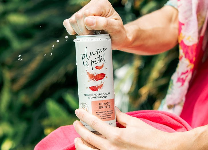 This Company Just Launched a Canned Cocktail and It's Our New Fridge Favorite