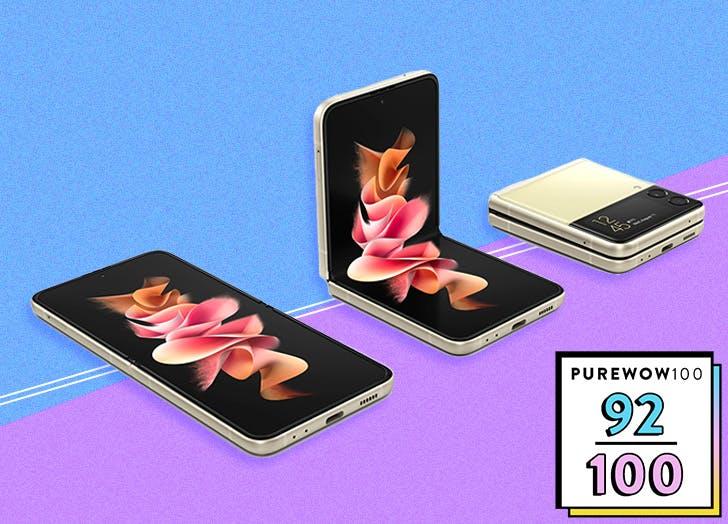 samsung galaxy z flip phone review category