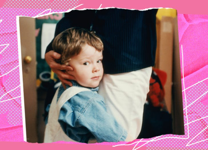 The One Phrase Not to Say to a Kid Dealing with Separation Anxiety