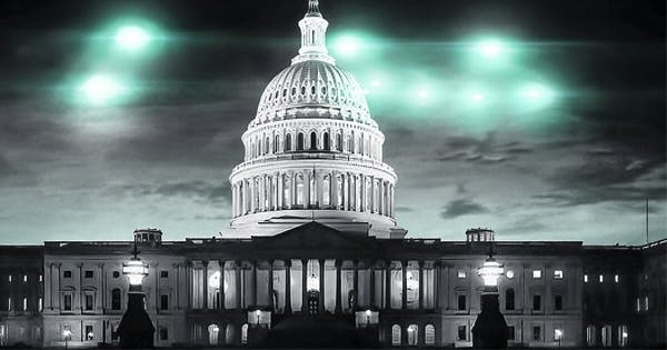 This New Docuseries About UFO Coverups Is Officially the #3 Show on Netflix